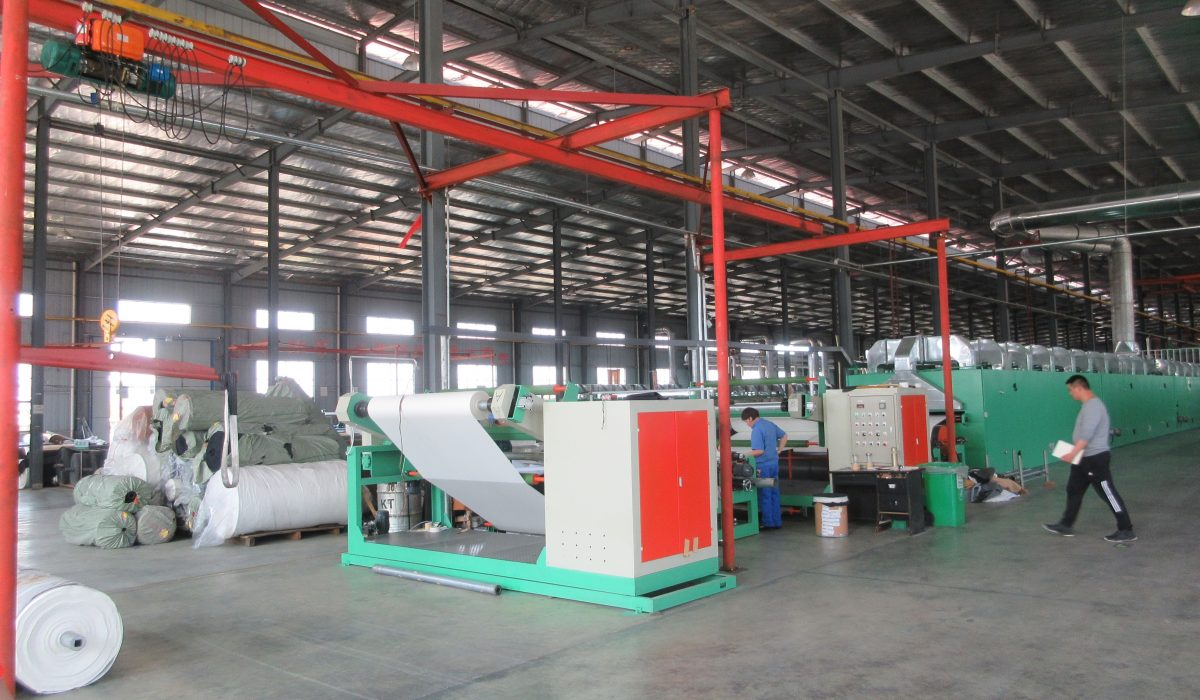 Manufacturing machines process